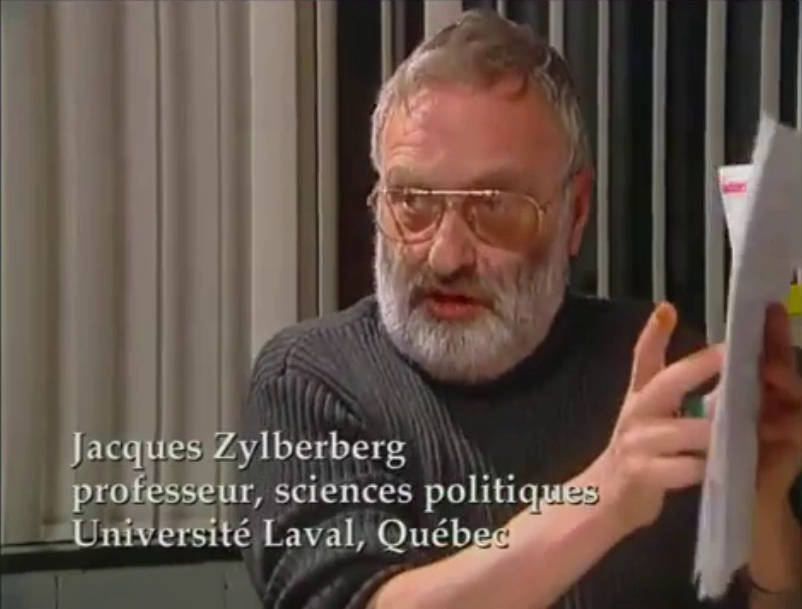 « Je me souviens » at the heart of a controversy  (Globe & Mail)