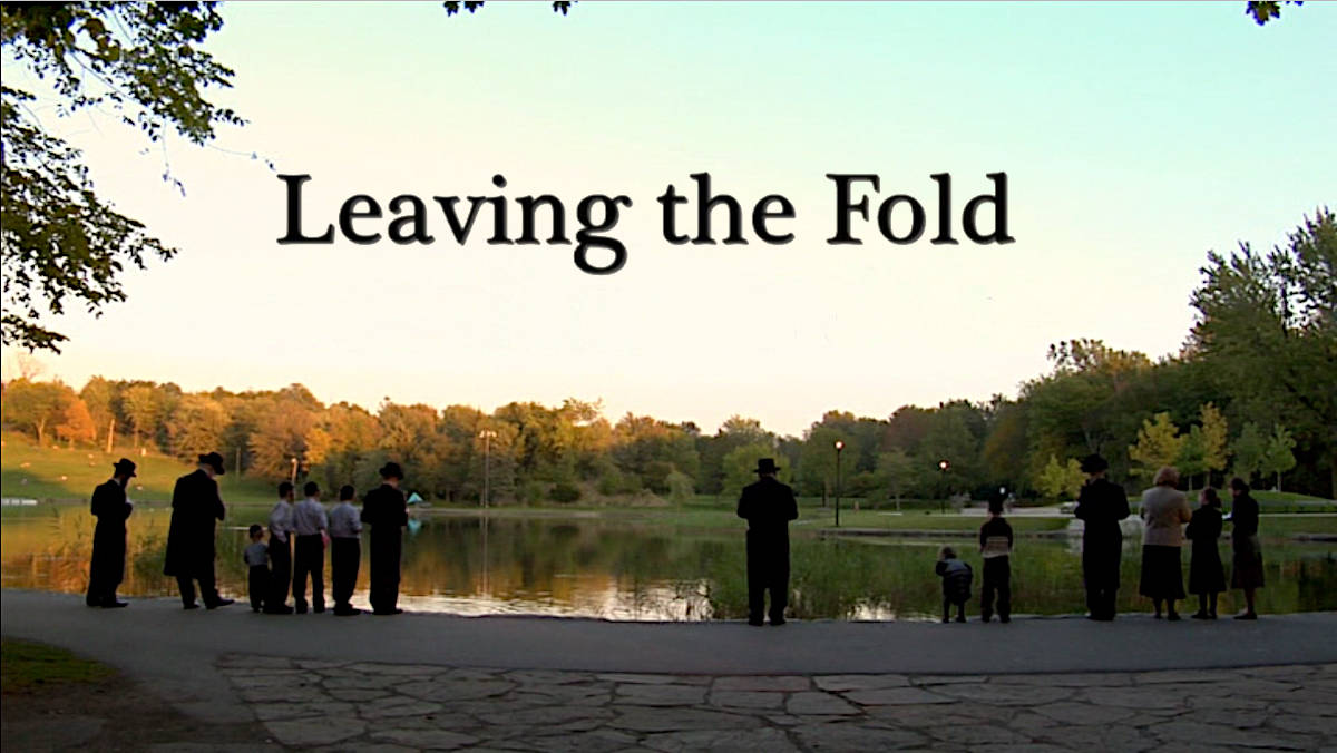 Leaving the fold (ouverture)