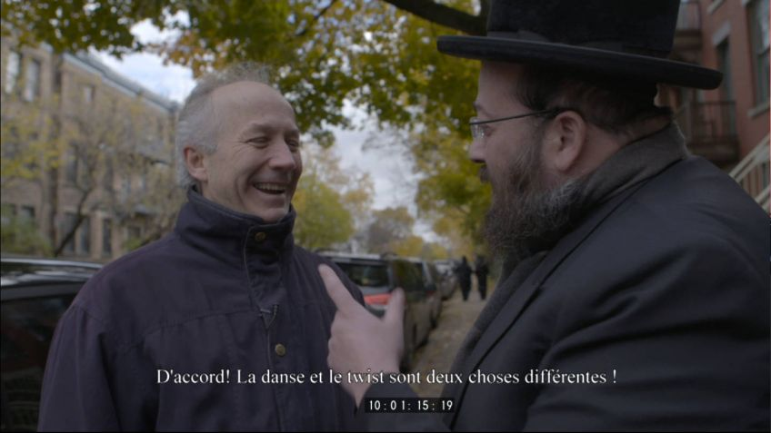 """Outremont and The Hasidim"" reviewed by POV Magazine"