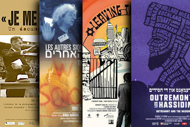 4 film posters